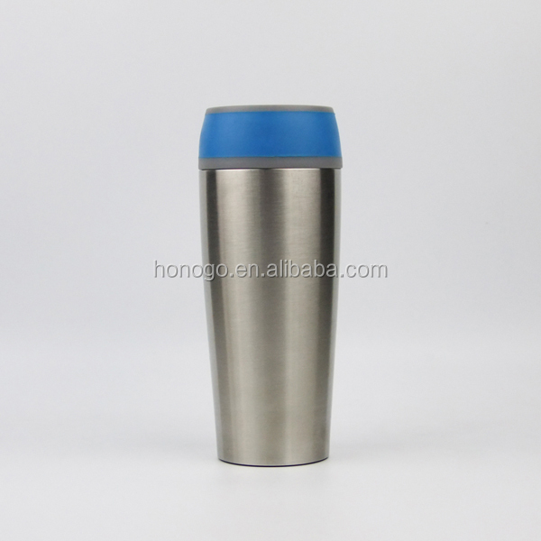 0b7aea7477 Double wall insulated stainless steel 16oz vacuum travel mug for coffee,  View 16oz insulated travel mug, HONO Product Details from Hangzhou Hono  Housewares ...