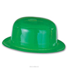 MH-2198 Party Green Saint St Patrick Day Derby Bowler Hat