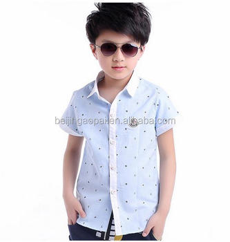 693473d03 China manufactures new style children clothing boys fashion dress kids  shirts