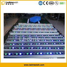 Guangzhou stage light RGB 24W rgb led lights for city color wall washer