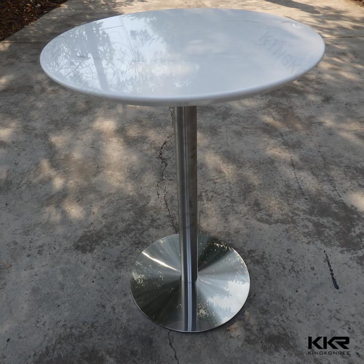 Mejores mesas cristal y sillas redondas mesas de fiesta-Mesas de ...