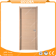 PVC Bathroom Plastic Door Decorative Interior Door
