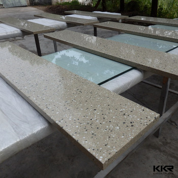 Solid Surface Countertop /Artifical Mable Table Top /Man Made Worktop