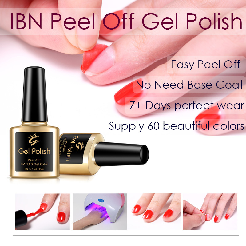 Manufacturer of acrylic peeling gel nail polish free sample available