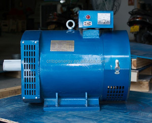 Stc Series Alternator Generator 10kw 12kw,15kw,20kw Brush Dynamo Alternator for Diesel Engine