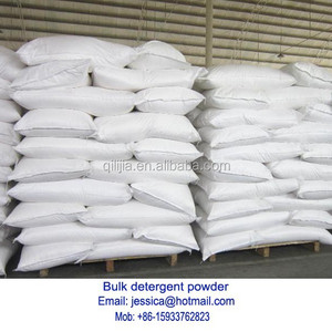 25KG Bulk Washing Powder Packed In Woven Bags