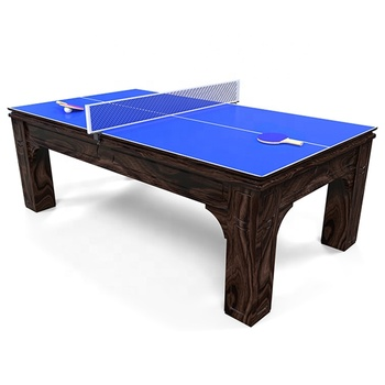 Ing The Most Por English Dining Table Pool Pingpong Combo