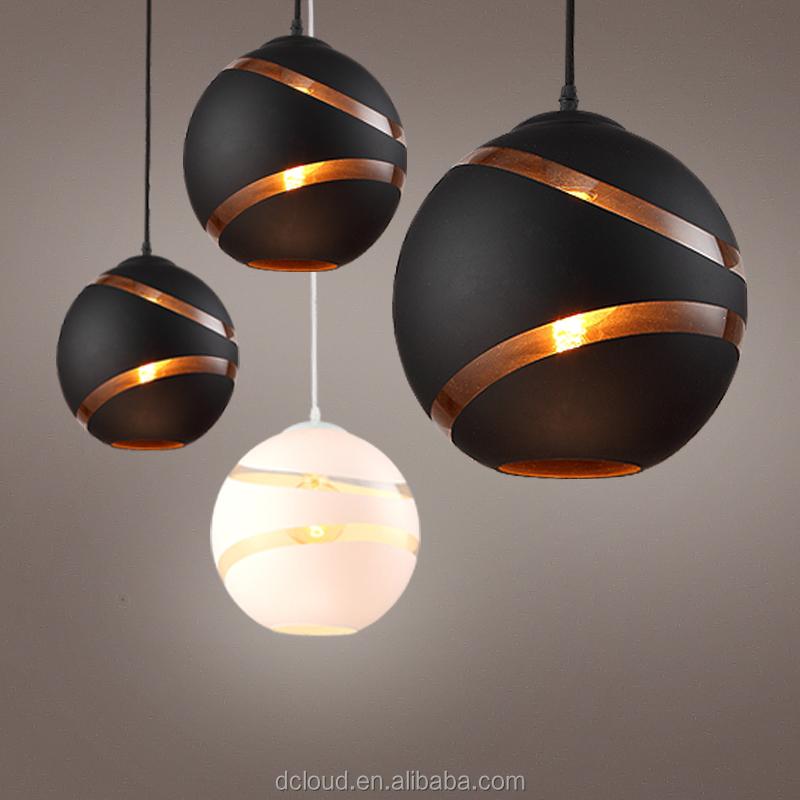 dcloud de bola creativa de la botella individual led colgante de luz decorativa luz de