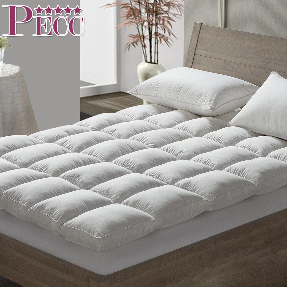 China Super Soft Sleep Well Good Price Mattress Pad Topper