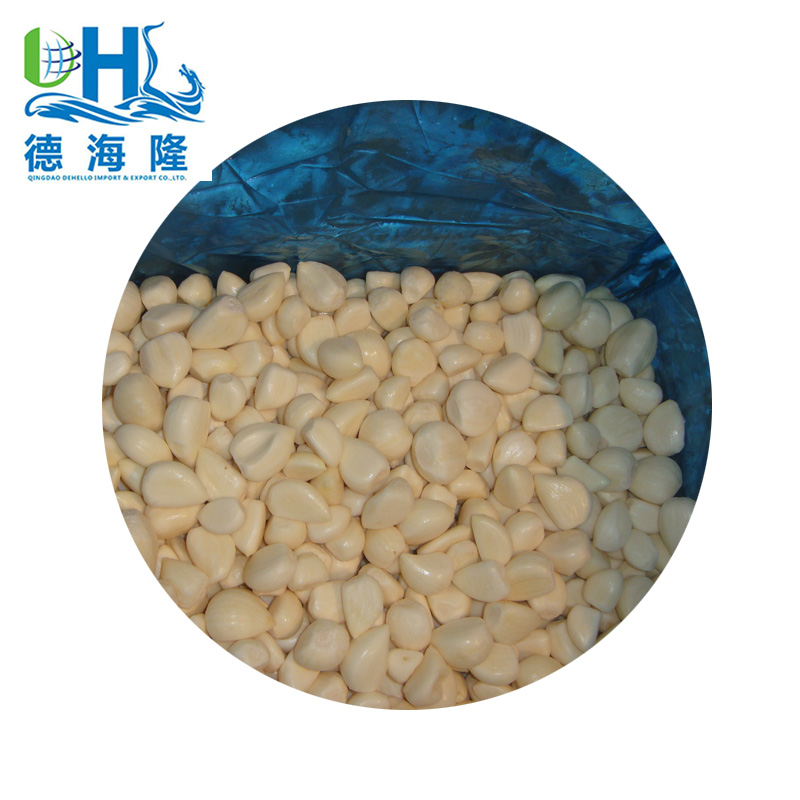 Good Taste High Quality Peeled Garlic Cloves in Brine