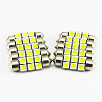 Universal Trunk light door lamp for car 36mm 5050 SMD auto led interior dome lights
