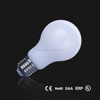 4W 6W 8W A19 E27 UL led filament bulb dimmable 110V light bulb