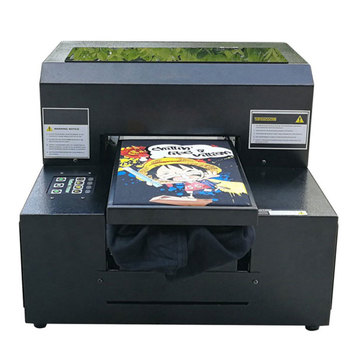 828b42a3 Multicolor Automatic Flatbed Printer DTG printer t-shirt direct to  substrate printer