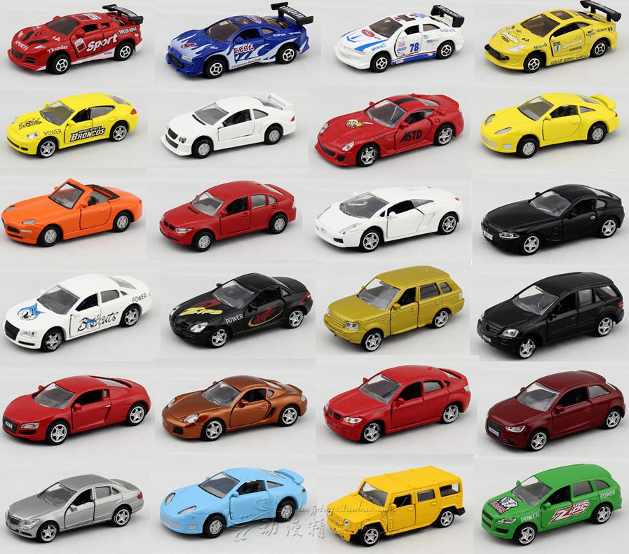 Miniature Cars Toys 92