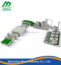 Made in China hot selling AV-790 polyester wadding production line