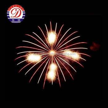 "3"" Display Shell fireworks for Pyrotechnics"