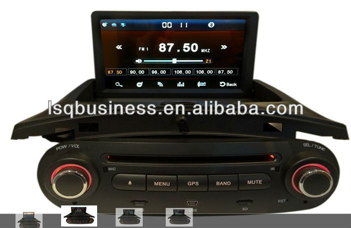 Car MP3 player for Volkswagen Beetle with car DVD player GPS SD USB MP4 Bluetooth Radio,ST-7027I