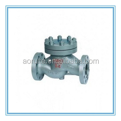 Cast Steel WCB Lift Wafer Check Valve
