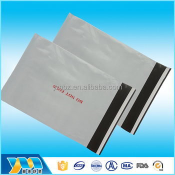 Custom logo printed high quality waterproof envelope ups dhl plastic courier mail bags