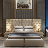 OE-FASHION luxury bed room furniture bedroom set for home furniture