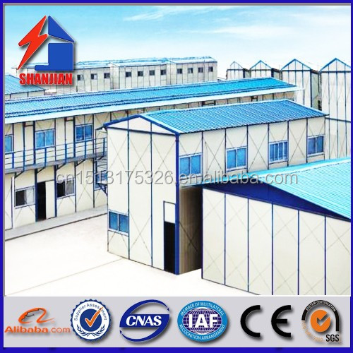 china supplier low price movable Prefabricated /Prefab /Modular House for sale