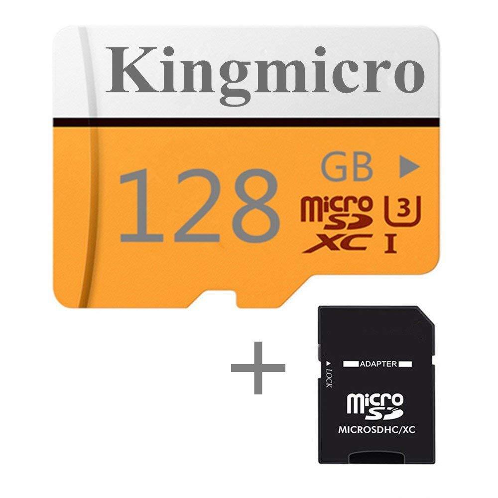 9a77191e42b Get Quotations · Kingmicro Microsd Real Capacity Micro SD Card High Speed Memory  card TF card for Phone