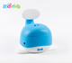 new animal whale shape potty training seat baby potty chair