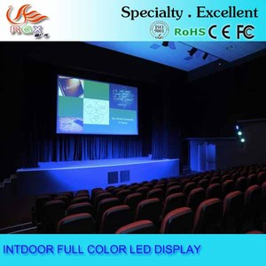 New rental indoor use P7.62 led panels dealership wanted
