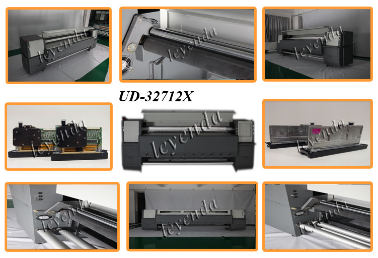 12pcs 510/50pl Printhead Challenger/phaeton Ud-32712x Infiniti ...