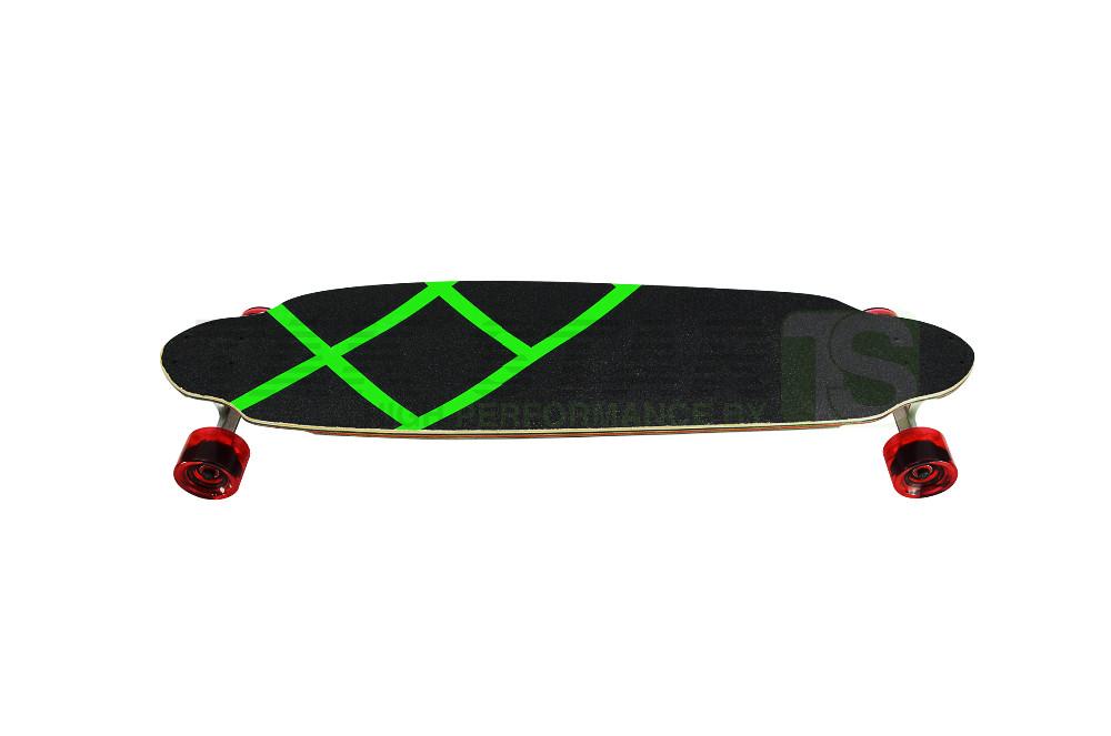 Cruiser And Downhill Skateboard Longboard Maple Downhill