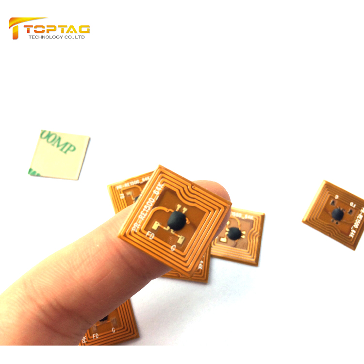 10mm Mini FPC/PCB RFID Sticker NFC Tag