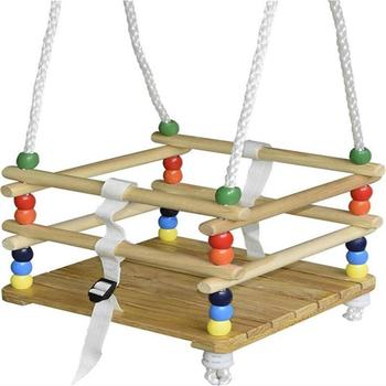 Playground Baby Wooden Swing Accessories Buy Kindergarten