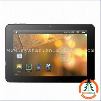 rk3066 dual core 15ghz tech pad 10 inch android tablet