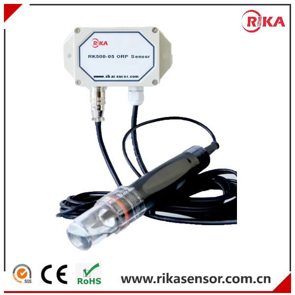 China Supplier Rikasensor New Low Cost Waste Water Use ORP Sensor