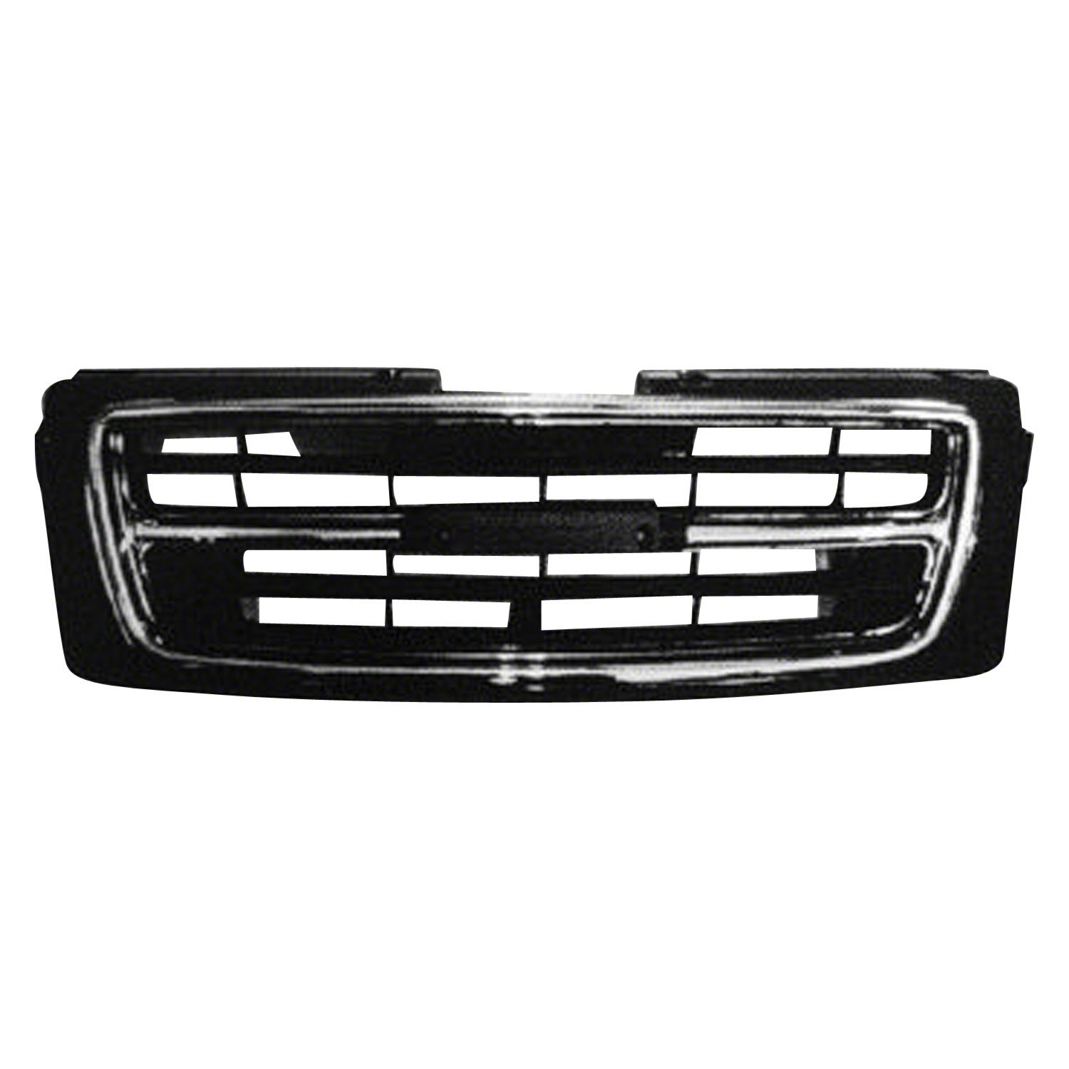Cheap Isuzu Trooper Dash Find Deals On Line At 1999 Rodeo Ls Get Quotations Crash Parts Plus Front Grille Assembly For 1998 Iz1200132