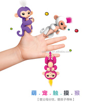 Free sample small amazing finger toy monkey baby toy as Christmas gift for children