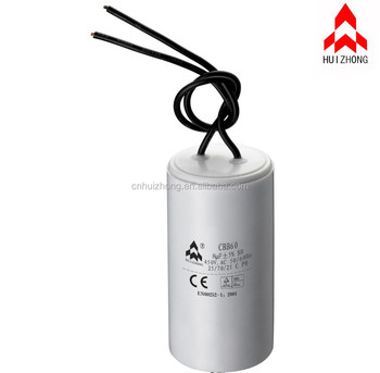 450v 10uf Cbb60 Sh Motor Run Capacitor Buy Cbb60 35uf