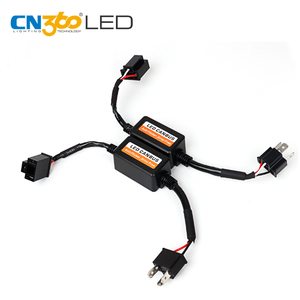 LED Headlight Canbus Error free Decoder Radio Interference EMC Interference  Filter Resistor Canceller