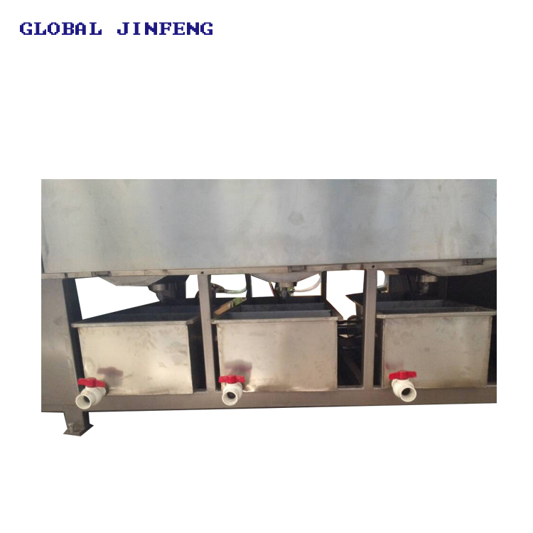 JFW-800 Small size  glass washing and drying machine