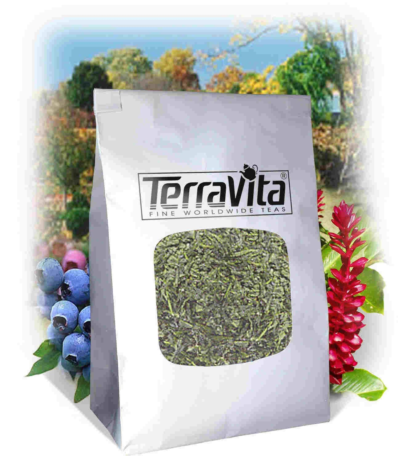 Alfalfa Leaf (Certified Organic) Tea (Loose) (8 oz, ZIN: 517567)