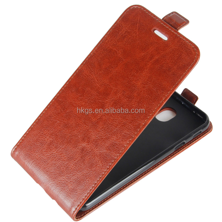 PU Leather Flip Cover Case For Samsung Galaxy J7 2017 J730F J7 Pro