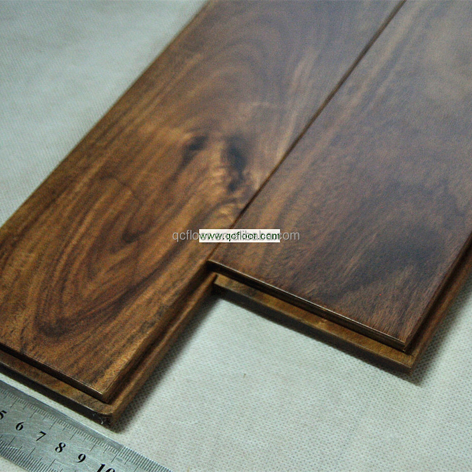아카시아 단단한 나무 바닥/자연 색상 하드 나무 마루/바닥 타일 ...