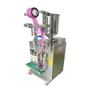 Full automatic alcohol sachet packing machine wine pouch bag filling sealing machine