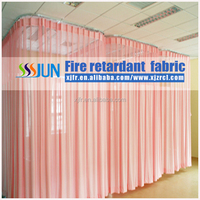Luxury and Fashionable designed flame retardant hospital curtains, disposble hospital curtain, medical cubicle curtains