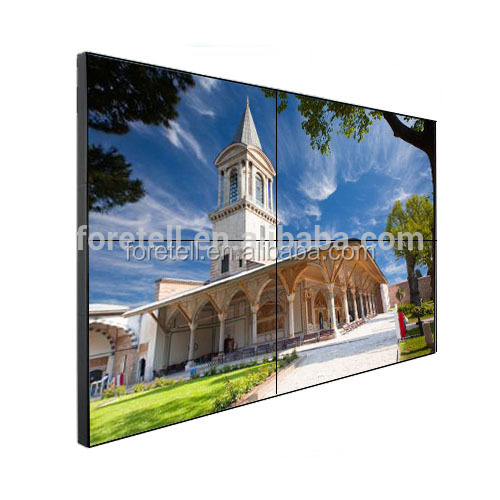 49 inch LCD Video Wall Digital Signage Advertising Display Media Player Samsung Screen Panel