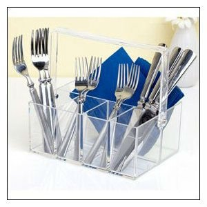 Acrylic Flatware Caddy Acrylic Flatware Caddy Suppliers and Manufacturers at Alibaba.com & Acrylic Flatware Caddy Acrylic Flatware Caddy Suppliers and ...