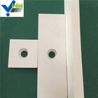 Lowest price 92% 150*100*50 alumina ceramic tile for chute and rubber coating
