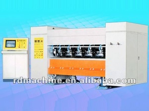 [RD-NCZW-250-1600]Numerical Control Thin Blade Slitter Scorer for corrugated cardboard production line
