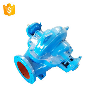 high pressure diesel engine double suction pump for clean water