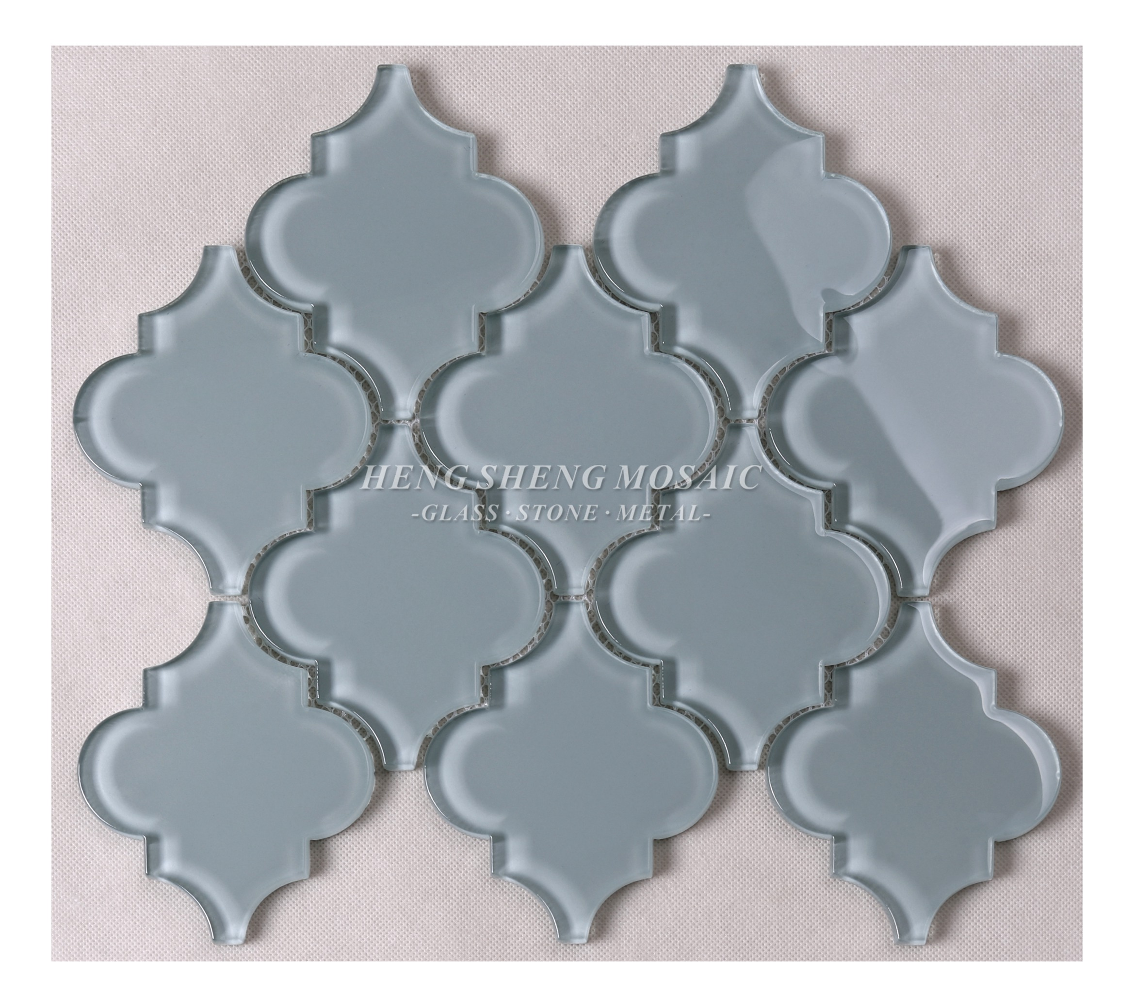- Iridescent Unique Arabesque Lantern Waterjet Marble Stone Broken Mosaic  Glass Kitchen Backsplash Wall Tile Price, View Lantern Mosaic Tile, HENG  SHENG Product Details From Foshan Nanhai Hengsheng Crystal Mosaic Co., Ltd.  On